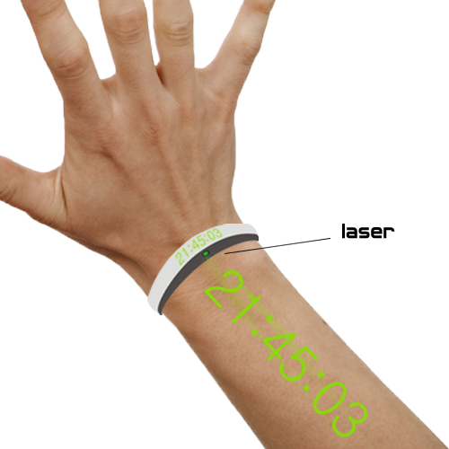 laser watch (via tokyo flash.com)