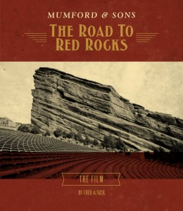 Mumford & Sons - Red Rocks-DVD