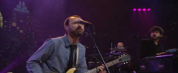 Watch the Shins' Episode of -Austin City Limits (screen cap)