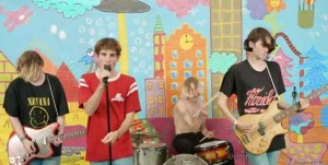 Swim Deep - Honey (Screen Cap)