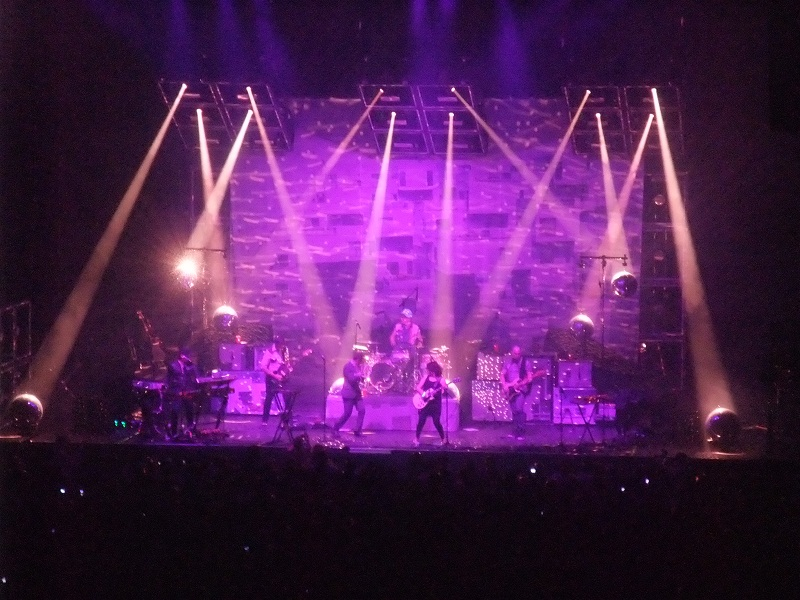 Stars at Air Canada Centre Toronto (Copyright: PeteHatesMusic)