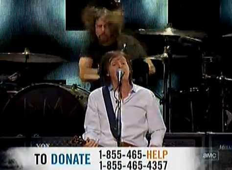  Nirvana reunion 12-12-12 - YouTube