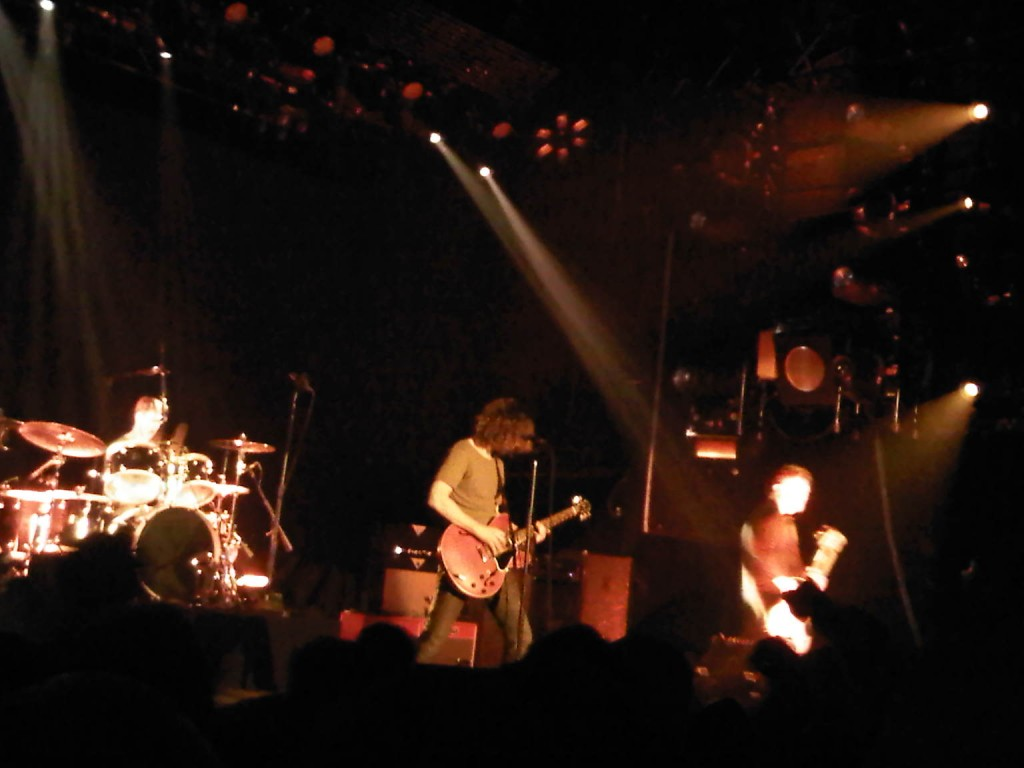 Soundgarden at Sound Academy, Toronto (Copyright: PeteHatesMusic)