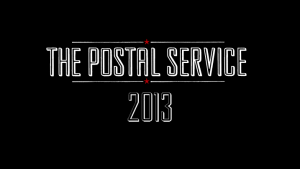 Postal Service 2013 via screen shot