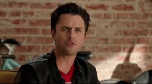 This Is 40 - Deleted Scene- -Billie Joe- - via YouTube screen cap