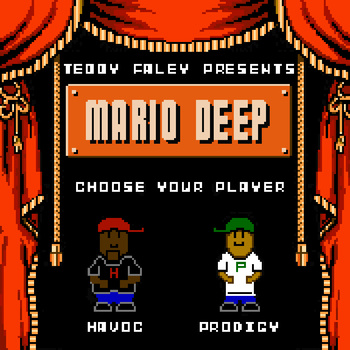 Mario Deep by Teddy Faley
