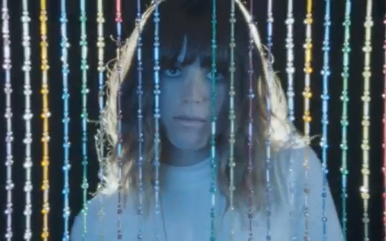Melody's Echo Chamber - -Crystallized- (Official Video) - YouTube screen cap