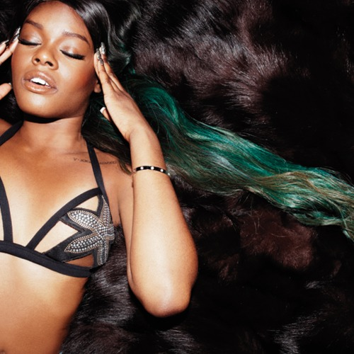 Azealia Banks Strokes