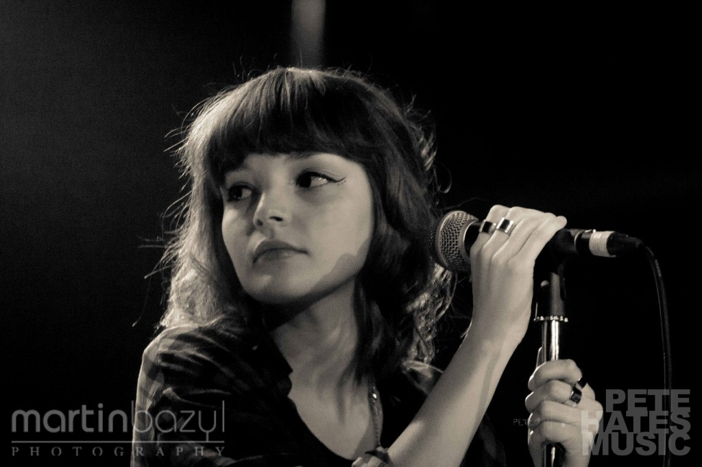 CHVRCHES @ Mod Club (Copytight: PeteHatesMusic / Martin Bazyl Photography)