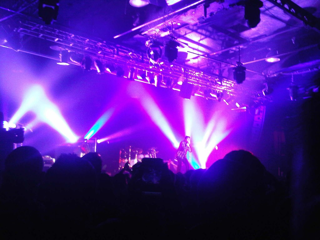 Deftones at Kool Haus, Toronto (Copyright: PeteHatesMusic)