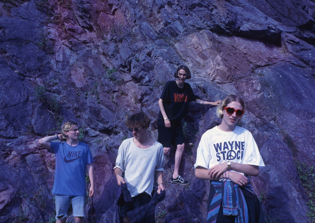 Swim Deep - Press Shot