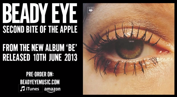 Beady Eye - Second Bite of the Apple - YouTube