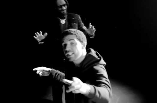 Snoop Lion ft. Drake and Cori B. - -No Guns Allowed- (Official Video) - YouTube screen cap