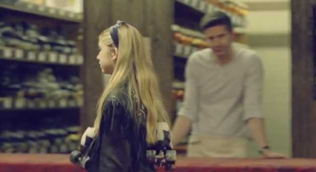 Still Corners - Berlin Lovers [OFFICIAL VIDEO] - YouTube screen cap