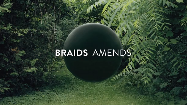 BRAIDS - AMENDS - YouTube screen cap