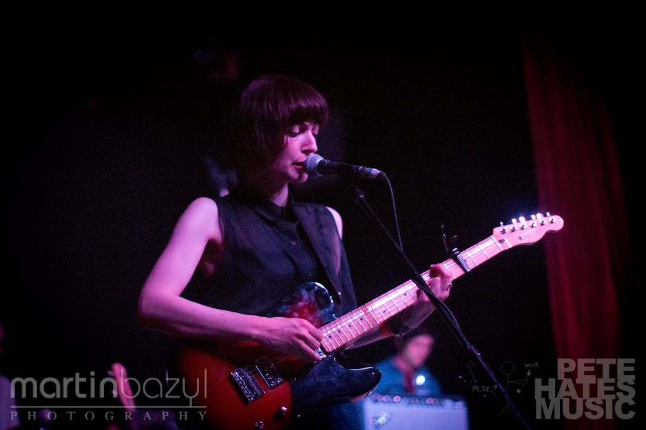 Daughter @ The Great Hall, Toronto (Copyright: PeteHatesMusic / Martin Bazyl Photography)
