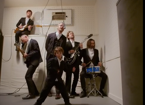 The National - -Sea Of Love- video - YouTube screen cap